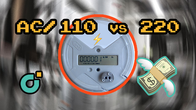 Diferencia entre 110v y 220v